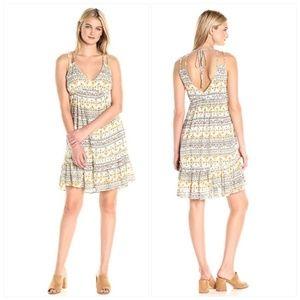 Jessica Simpson Aztec Summer Dress S New
